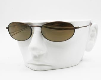 Vintage Enrico Coveri You Young sunglasses 6685 mirrored lenses, New Old Stock