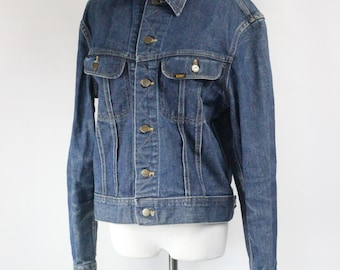 Lee Riders Denim 90s Jacket