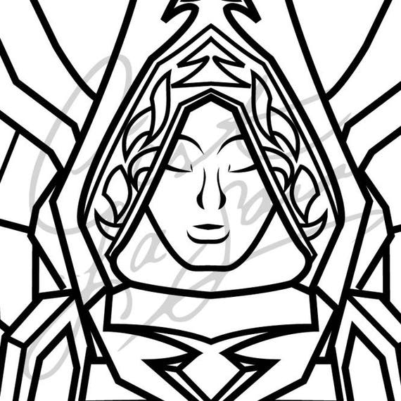 Wow priest staff staff of immaculate recovery world of wow priest staff staff of immaculate recovery world of warcraft cosplay pdf vector pattern blueprint malvernweather Gallery