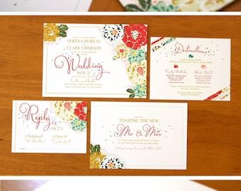 Dita Wedding Invitations