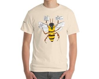 Don't Spray me Bro graphic Short-Sleeve T-Shirt