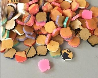 Mixed Mini Shells 10 pcs