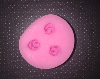Small rose molds
