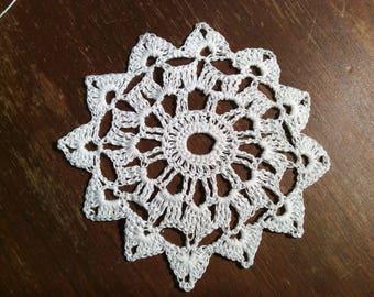 Doily, handmade, small