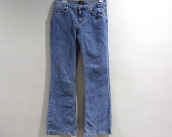 Tommy Hilfiger Jeans Womens Size 9 Vintage Lola 90s Style Flare Bottom