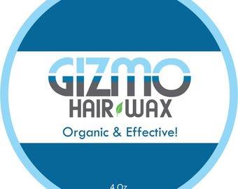 Gizmo hair wax