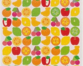 Fruit Stickers - Reference C6725-29