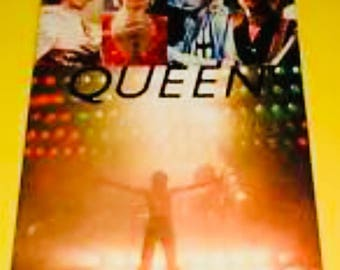 Queen Japanese Tour Program 1979