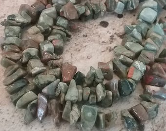 Rainforest Jasper (rhyolite) chips