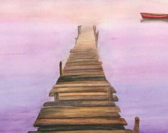 Dock Daydreamer
