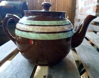 Vintage Sadler Staffordshire Teapot, Vintage Teapots, Collectible Teapots, Sadler Teapots