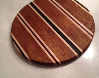 Roasted Birdseye Maple Cutting Board