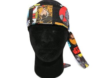 Star Wars Headband 1, sweatband, paintball headband, headbands, anakin skywalker, star wars, luke skywalker, obi-wan