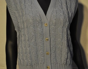 Women's Vintage Sweater Vest