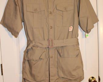 70's Safari / Bush jacket 42 inch chest xuZoad2CZS