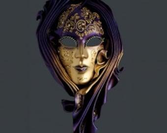 Venetian Mask Siderea