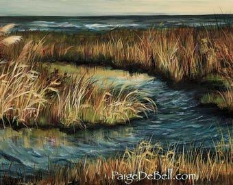 Sea Rim Marsh