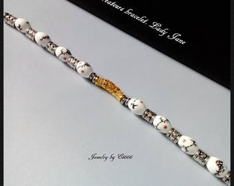 Jewelry designers bracelet. Lady Jane