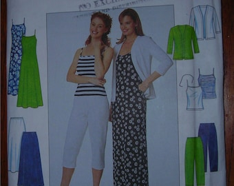 Simplicity 8660- summer casuals