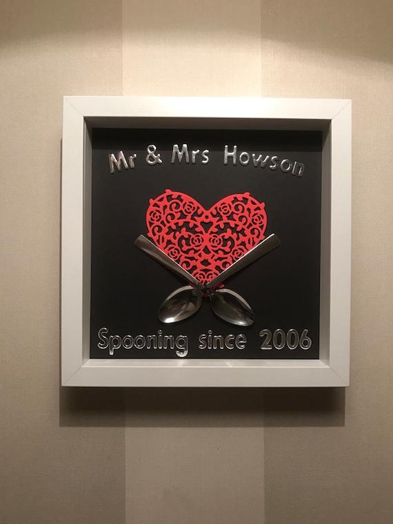 11th Wedding Anniversary Gift Steel