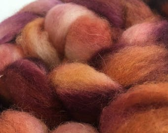 BFL Combed Top Roving for Spinning