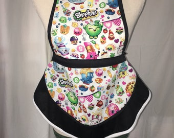 Kids Shopkins apron