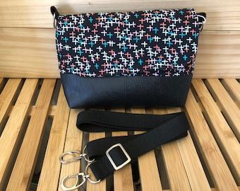 Grab & Go Mini Messenger Bag - Across Sparks