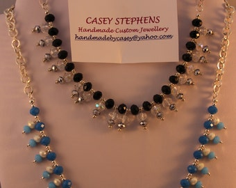 K010 Tiered Necklace