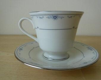Lenox, 'Carolina' Cup and Saucer Set, Made in USA