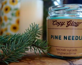 Pine Needle Soy Candle