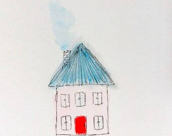 House card-Housewarming