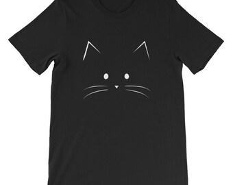 Cat Face Shirt. Cat Lover Gift. Cat Face Tank Top. Cat Lady Gift. Cat Face T-shirts. Cat Shirts. Cat Tanks. Cat Lady Gifts. Women's Tank Top