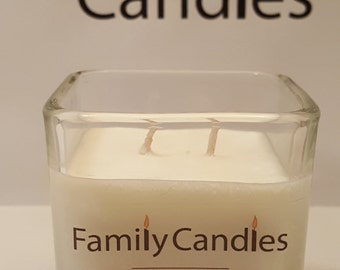 Family Candles - Apple Harvest 7.5 oz Double Wicked Soy Candle