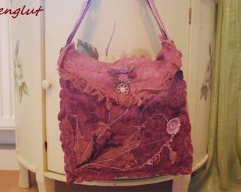 To order Boho handbag bag hippie Gipsy Bohemian psy Princess Victorian cross over bag