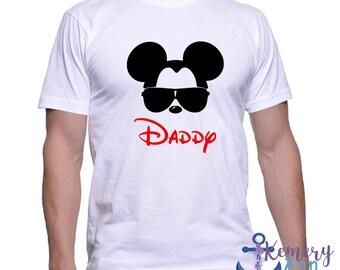 Disney Family Vacation, Mickey Aviator Shirt, Family Vacation Name Shirt, Personalized Mickey Shirt, Disney Vacation Family Shirts