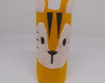 Personalised Tiger Pencil Wrap