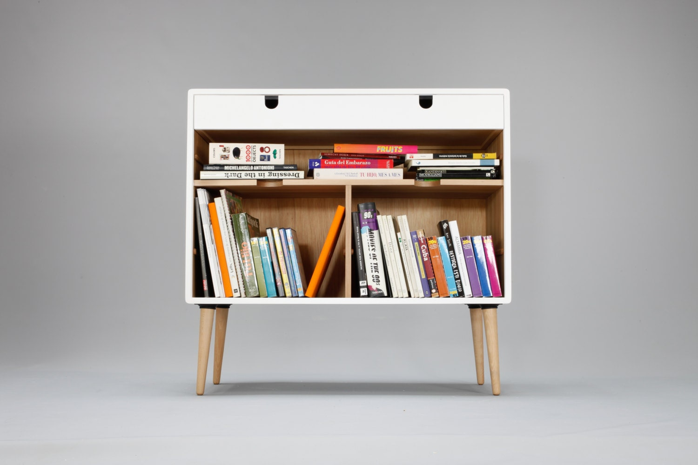 modern bookcases white three tier image glass design bookshelf shelving contemporary of bookcase