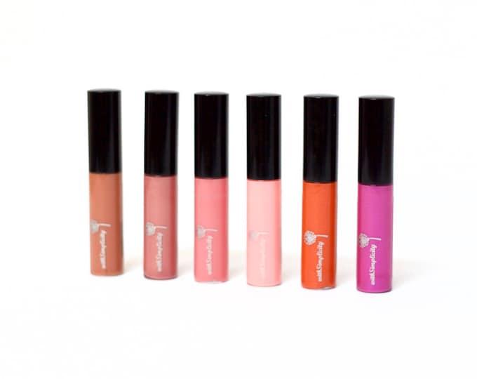 Organic Lip Gloss