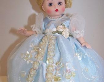 Stroke of Midnight Madame Alexander Cinderella 8 in doll