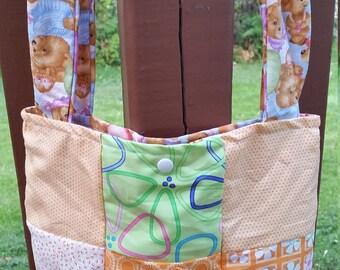 Girls Sewn Tote Bag