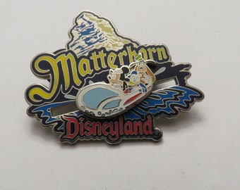 Disney DL Matterhorn Slider LE Pin