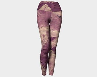 Mauvish Women's Leggings are in style this year. Wear with a black top and look good today.