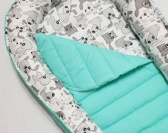 Cosleeping Baby Bed Baby Pillow Baby Cosleep Cosleep Sleep