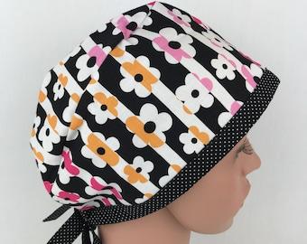 SALE!!! Pixie Scrub Hats Scrub Caps Surgical Scrub Hats Surgical Tech Scrub Hats for Women Surgical Cap