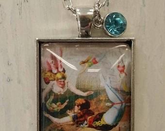 Leap Pendant Necklace