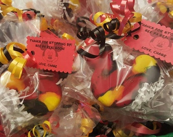 Jumbo Mickey Crayons/ Jumbo Mickey Favors