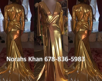 NK Pure Gold Gown