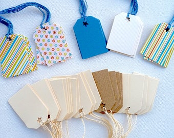 50 Boutique Tags
