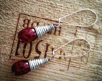 Hypnos earrings