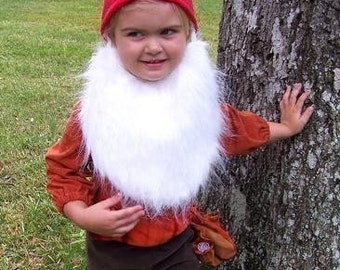 Woodland Halloween Gnome Costume